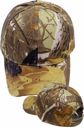Headwear Hats Caps Wholesale Clothing, Products Resale Online - Blank hats, Beanies, Trucker Hats, Snapback Hats and more, Wholesale Prices - BP-115 Realtree Hunting Camo Velcro