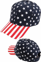 Wholesale Clothing, Products Resale Online - Blank hats, Beanies, Trucker Hats, Snapback Hats and more, Wholesale Prices - BP-220 US Flag Cotton