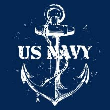 US Navy Anchor T Shirts Designs, Apparel, Wholesale, Bulk, Supplier - MSC Distributors