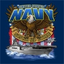 Wholesale - Bulk Navy Military T Shirts Clothing Suppliers - 22301