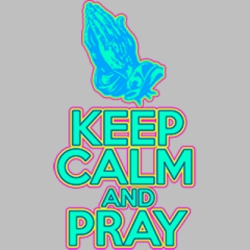 Wholesale Clothing - Keep Calm and Pray T Shirts Apparel, Wholesale, Bulk, Supplier - MSC Distributors