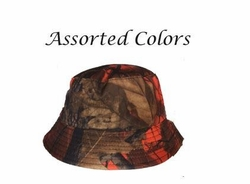 Wholesale Convenience Store Supplies - CAMO BUCKET CAP