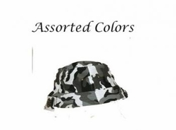 Wholesale Convenience Store Supplies - CAMO BUCKET HAT