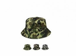 Wholesale Convenience Store Supplies - CAMO FISHING HAT