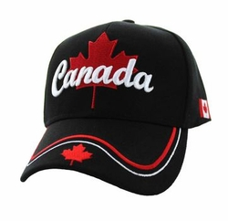 Wholesale Hats Canada, Wholesale Hats Canada Suppliers and Manufacturers - (Solid Black) - VM552-05
