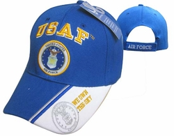 Wholesale US Air Force Hats Caps - CAP603M USAF AF Emblem Cap