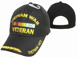 Clothing Caps Hats Wholesale Bulk Supplier Clothing Apparel Military - CAP780 Vietnam War Vet Cap