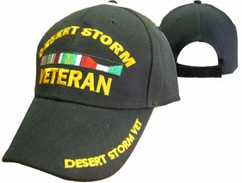 Wholesale US Military Hats, Wholesale Military Caps - CAP783A Desert Storm Veteran Cap