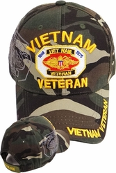 Wholesale Suppliers Wholesalers, Products - Military Army Style Hats | Wholesale Caps & Hats - MI-140G Vietnam Veteran