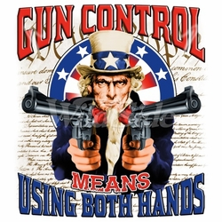 Patriotic T Shirts Wholesale Suppliers, Gun Control, American Made - 18875