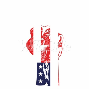 Patriotic T-Shirts, Patriotic Shirts and Custom Patriotic Clothing, Wholesale Bulk - 18947