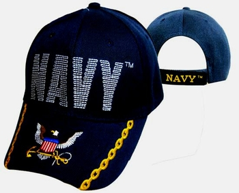 Cheap Wholesale Military Hats and Caps - Apparel Suppliers In Bulk - ECAP494b. Military Embroidered Acrylic Caps