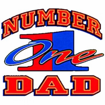 Number One Dad T Shirts