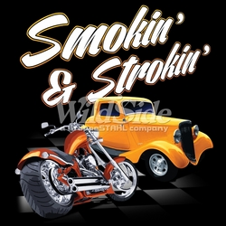 Men's Vintage Muscle Biker Classic Cars T Shirts Clothing Supplier Wholesale in Bulk - MSC Distributors