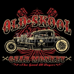 Wholesale T-Shirts - Bulk T-Shirts - Classic Car T Shirts and Caps - MSC Distributors