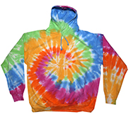 Wholesale Tie Dye Hoodies - Eternity - MSC Distributors