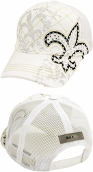 Wholesale Suppliers Wholesalers, Products - Fashion Hats, Wholesale Hats - MS-702 Fleur De Lis