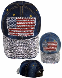 Wholesale Suppliers Wholesalers, Products - Fashion Hats, Wholesale Hats - VB-115 Flag