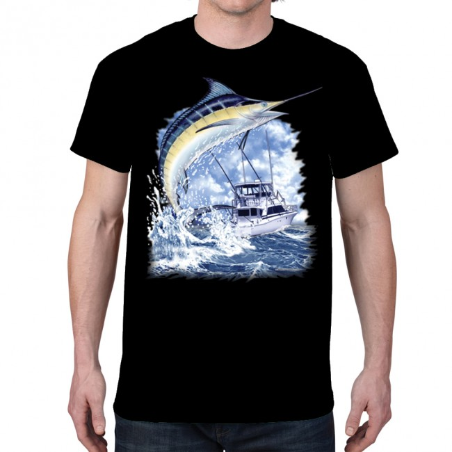 Fishing Apparel T Shirts Wholesale Distributors Suppliers