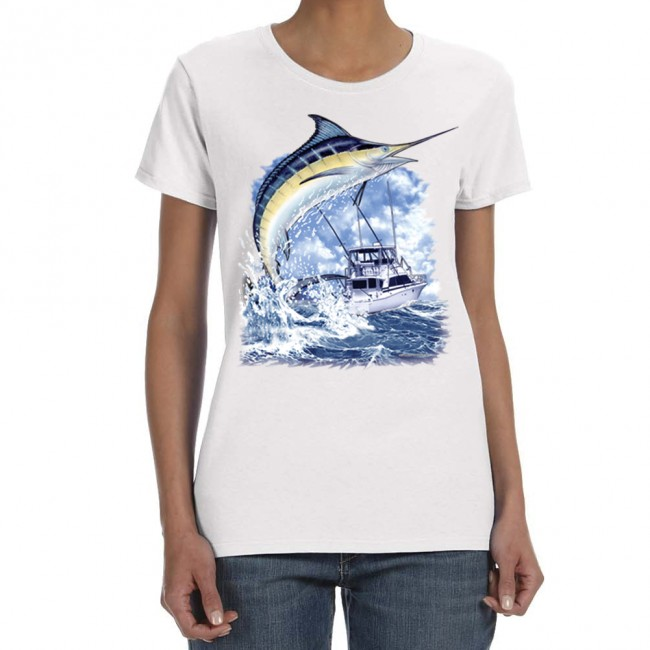 Fishing apparel t shirts wholesale distributors suppliers for Order bulk t shirts