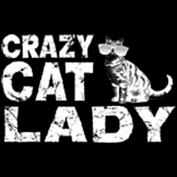 T-Shirts Wholesale,Funny Crazy Cat Lady Clothing Wholesale T-Shirts - A9294E