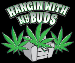 Funny, Weed, Party, High, Smoke, Marijuana T-Shirts - 19090HD2-1