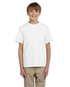 Wholesale Clothing Apparel - White T-Shirts - G200B Wholesale Bulk Gildan Youth Ultra Cotton T-Shirts - G200B