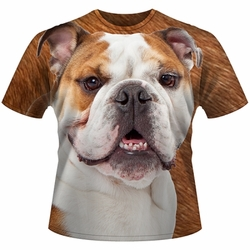 Wholesale Bulldog T Shirts Online at Cheap Price, Discount Bulldog T Shirts - 11085-7804