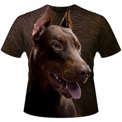 Wholesale Doberman T Shirts Online at Cheap Price, Discount Doberman T Shirts - 11085-7852
