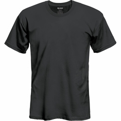 Wholesale Clothing, T Shirts Hats Wholesale Bulk Supplier Gildan Blank - Black