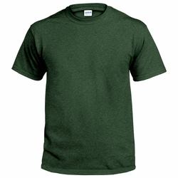 Wholesale Clothing, Gildan Men's Classic Ultra Cotton Short Sleeve T-Shirt Clothing - Military Green