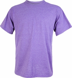 Wholesale Clothing, Gildan Men's Classic Ultra Cotton Short Sleeve T-Shirt Clothing - Heather Purple