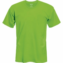 T Shirts Wholesale Bulk Supplier - Gildan Blank T Shirt - Lime