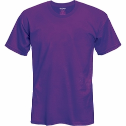 T Shirts Wholesale Bulk Supplier - Blank Gildan - Purple