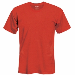 T Shirts Wholesale Bulk Supplier - Gildan Blank T Shirt - Red
