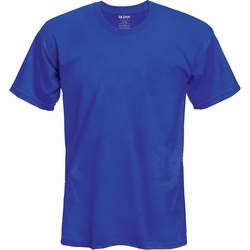 T Shirts Wholesale Bulk Supplier - Gildan Blank Royal Blue