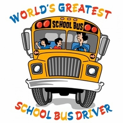 Wholesale Clothing Apparel - Greatest Bus Driver -Female a10585b