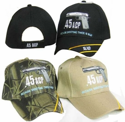Wholesale Clothing, Gun Hats - CAP973D Protected by the 2nd