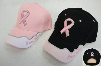 Custom Apparel -  Breast Cancer Awareness T-Shirts Wholesale Hats Supplier, in Bulk - MSC Distributors