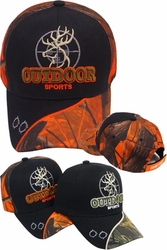 Wholesale Hunting Hats Caps Embroidered in Bulk Suppliers - HF-265 Outdoor Sports