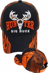 Wholesale Hunting Hats Caps Embroidered in Bulk Suppliers - HF-266 Big Buck Hunter