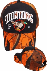 Wholesale Hunting Hats Caps Embroidered in Bulk Suppliers - HF-269 Hunting Duck