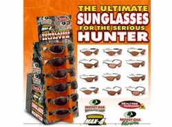 Wholesale Convenience Store Items Bulk Best Selling Online - HUNTING SUNGLASS DISPLAY