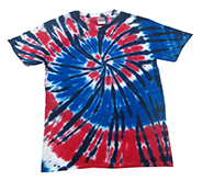 Wholesale Apparel Blank Bulk Cheap Discount Gildan Wholesale - Bulk Tie Dye T Shirts Clothing Short Sleeve - INDEPENDENCE