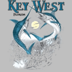 Men's Women's Adult Key West Florida Fishing T Shirts Suppliers - 4972-v2_o_rp-400x400