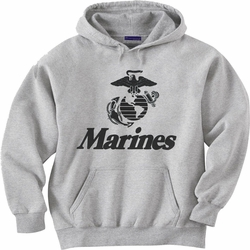 Wholesale Retail Supplier - Marine Hoodie Military - MSC Distributors