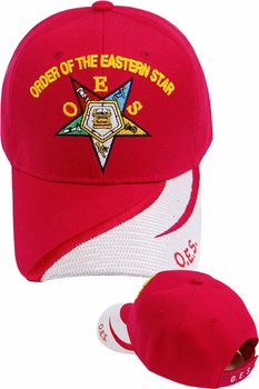 Wholesale Masonic Clothing Hats Caps - ME-170 Eastern Star Micro Mesh