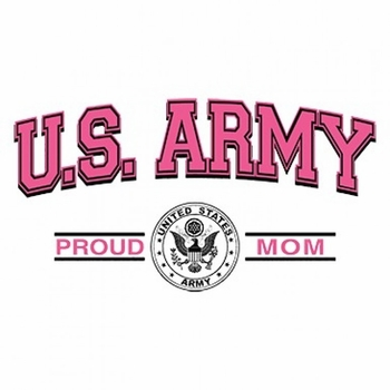 Military US Army Mom - Wholesale Clothing, Hats, Caps, Blank Apparel, Bulk T-Shirts, Cheap Polo Shirts, Supplier - MSC Distributors