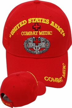 Wholesale Headwear, Military Hats, Licensed US Military Hats Caps - MI-360R Army Combat Medic