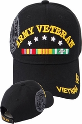 Wholesale Licensed US Military Hats Caps - MI-470 Army Vietnam